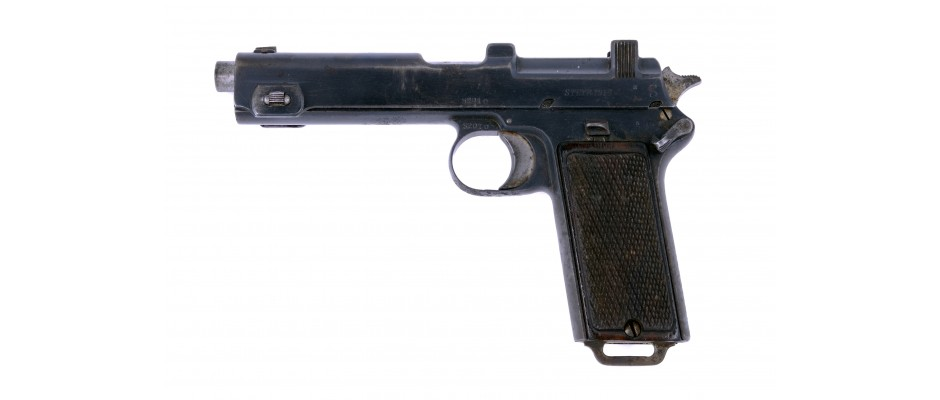 Pistole Steyr 1912 8 Steyr