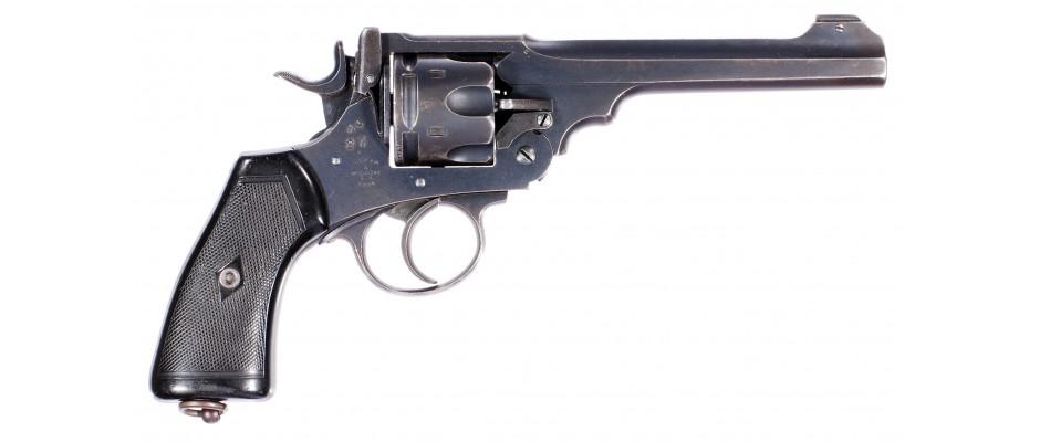 Revolver Enfield No. 1 Mk VI 455 Webley