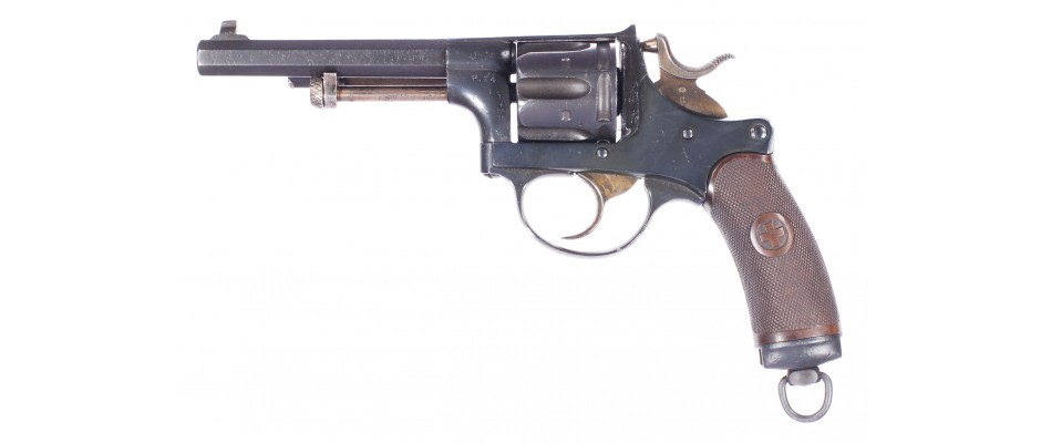 Revolver model 1882 (Kat.D) 7,5 mm Ordnance