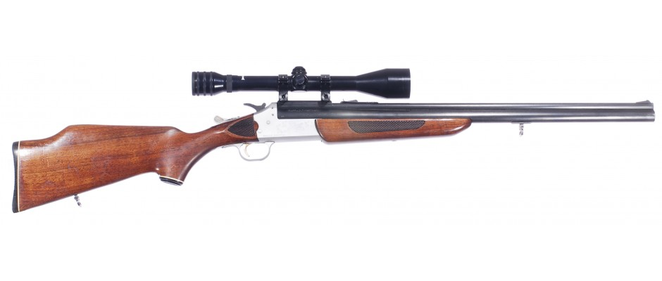 Kulobrok Savage model 24H-DL 22 WMR/20 Magnum