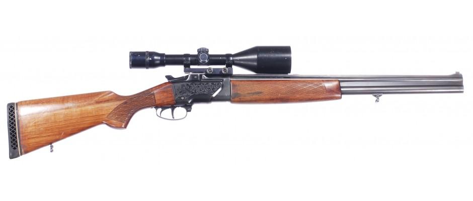 Kulobrok ZH 306 12/70 + 5,6 x 50 R Magnum