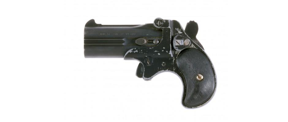 Pistole Röhm Mod.17 Derringer 38 Special