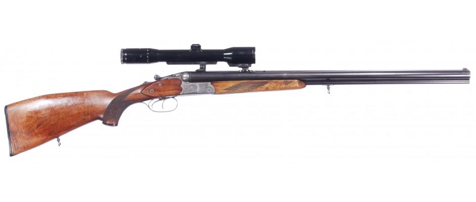 Troják Sauer&Sohn model 3000 16/70 + 7x65 R