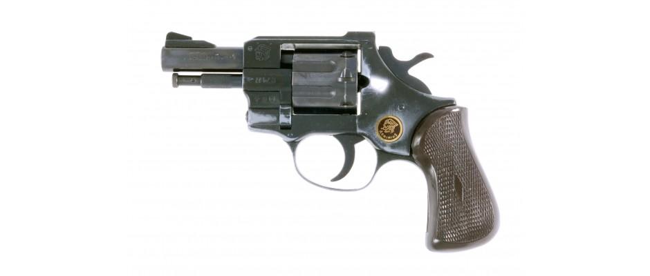 Revolver Arminius HW 3 22 WMR
