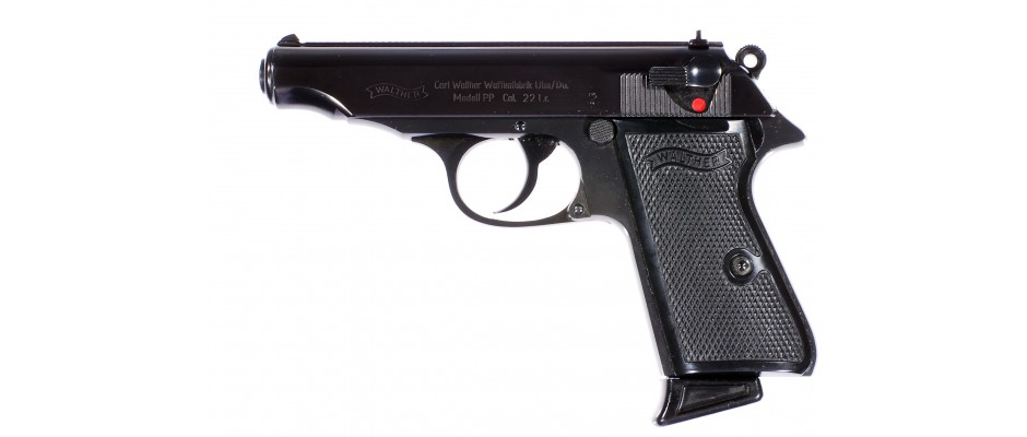 Pistole Walther PP .22 LR