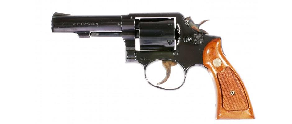 Revolver Smith&Wesson Model 10-6 38 Special