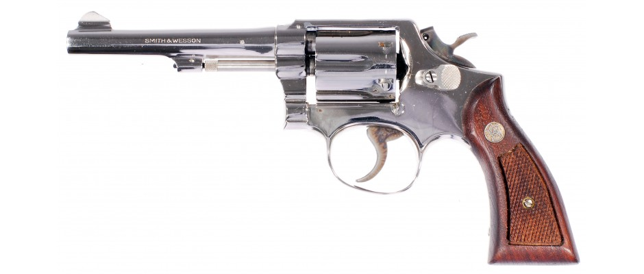 Revolver Smith&Wesson Model 10-5 38 Special
