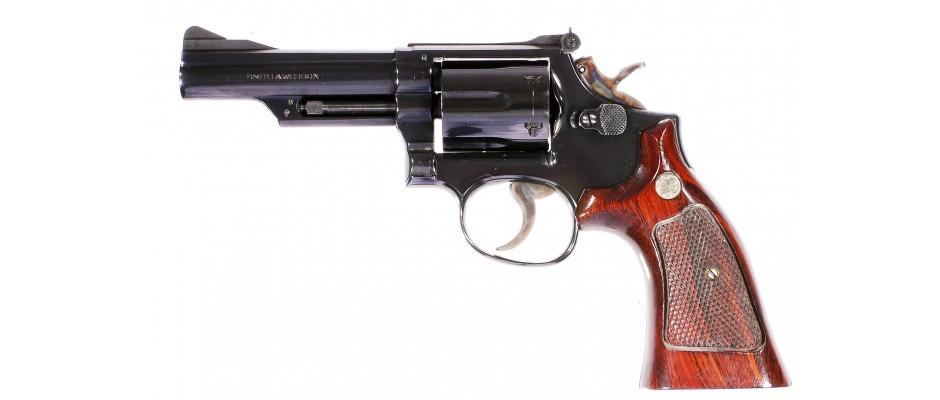 Revolver Smith&Wesson Model 19-4 357 Magnum