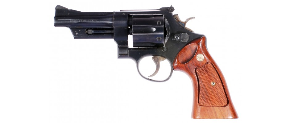 Revolver Smith&Wesson Highway Patrolman model 28-2 357 Magnum