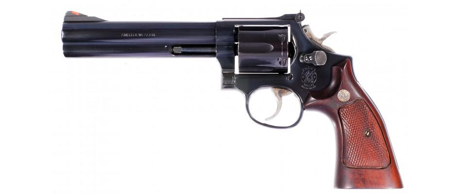 Revolver Smith&Wesson model 586-1 357 Magnum