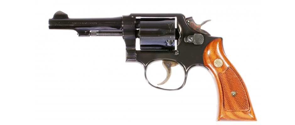 Revolver Smith&Wesson Model 10-7 38 Special