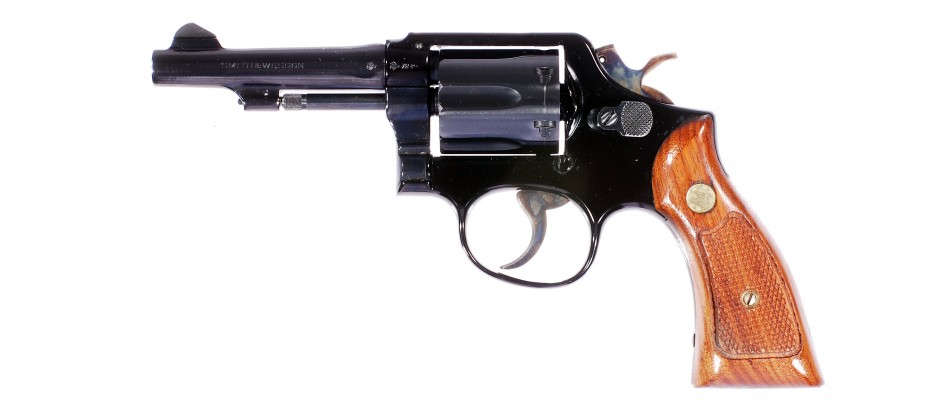 Revolver Smith&Wesson model 12-2 Airweight 38 Special