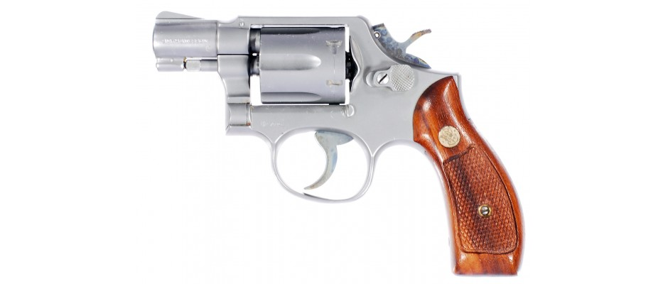 Revolver Smith&Wesson Model 64-2 38 Special