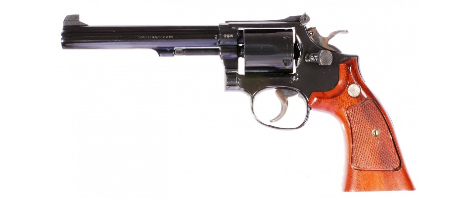 Revolver Smith&Wesson Model 14-4 38 Special