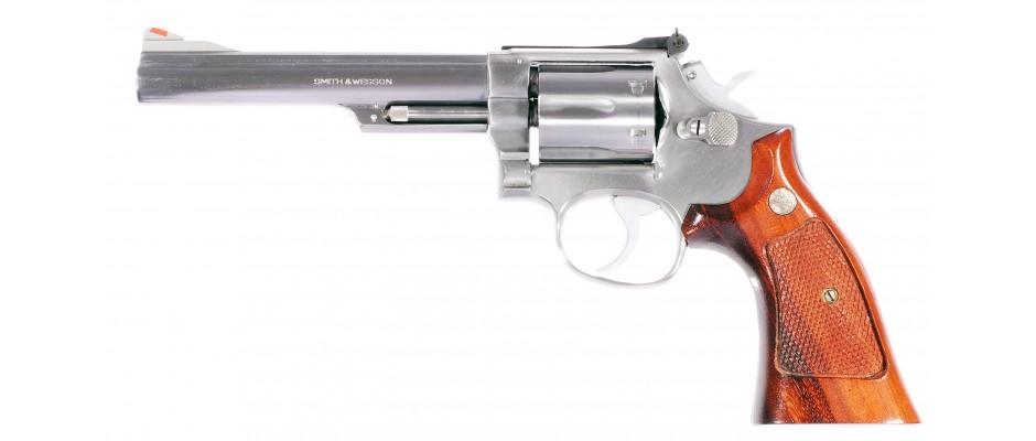 Revolver Smith&Wesson Model 66-1 357 Magnum