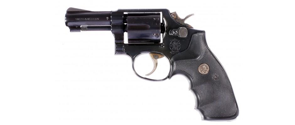 Revolver Smith&Wesson Model 10-7 38 Special