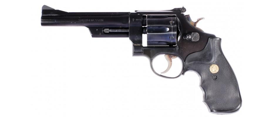 Revolver Smith&Wesson Model 28-2 Highway Patrolman 357 Magnum