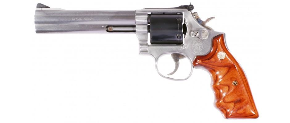 Revolver Smith&Wesson 686-4 Euro Match 357 Magnum
