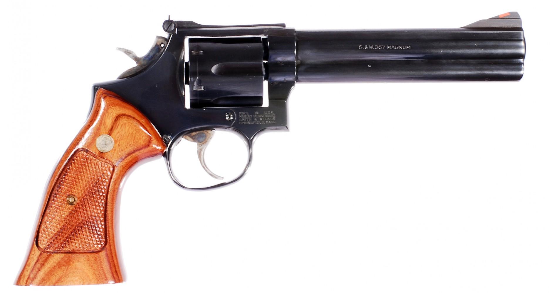 revolver smith wesson model 586 357 magnum 1728 prodej zbran panzer. Black Bedroom Furniture Sets. Home Design Ideas