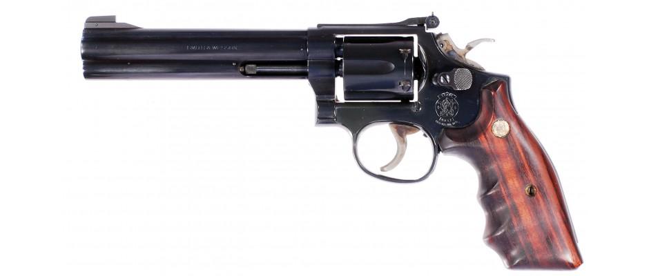 Revolver Smith&Wesson Model 16-4 32 Magnum