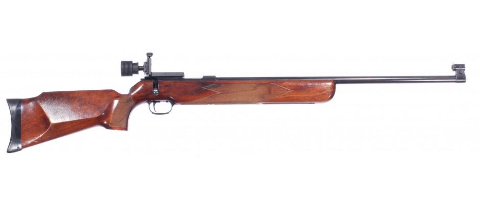 Malorážka jednoranová Walther UIT levák 22 LR
