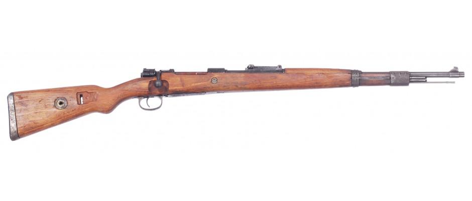 Puška opakovací Mauser 98