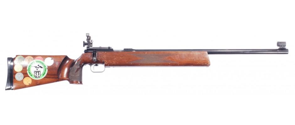 Malorážka jednoranová Anschütz 54 Match 22 LR
