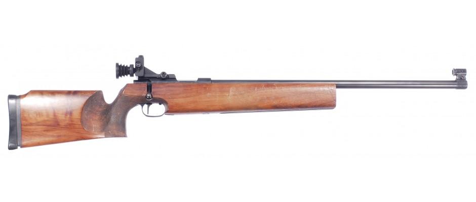 Malorážka jednoranová Walther 22 LR