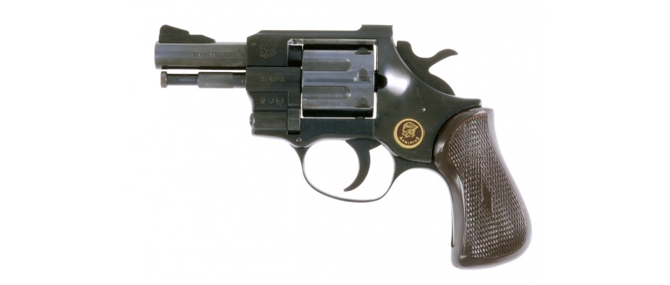 Revolver Arminius HW 3 22 LR