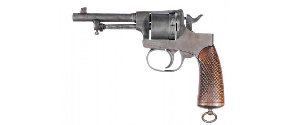 Revolver Rast&Gasser 8 mm Gasser