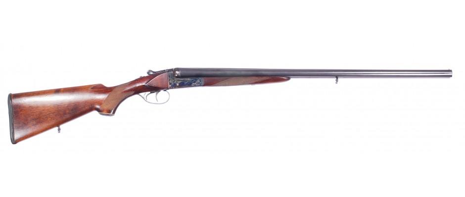 Broková dvojka AYA Model 4/53 12/70