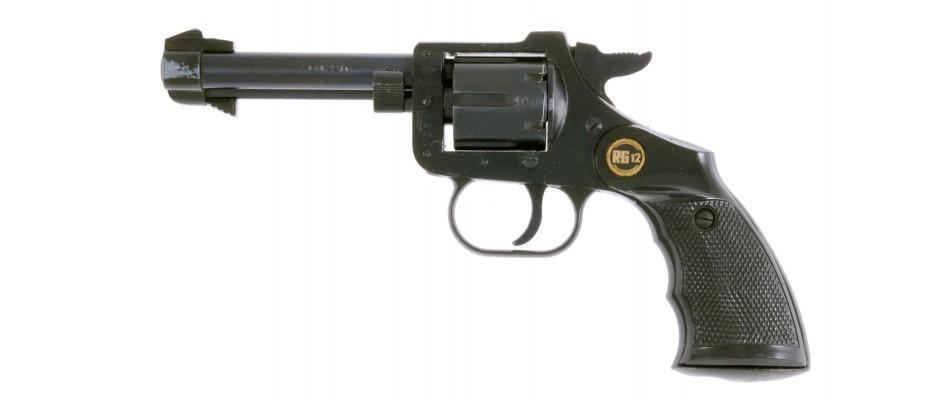 Revolver Röhm RG 12 22 LR
