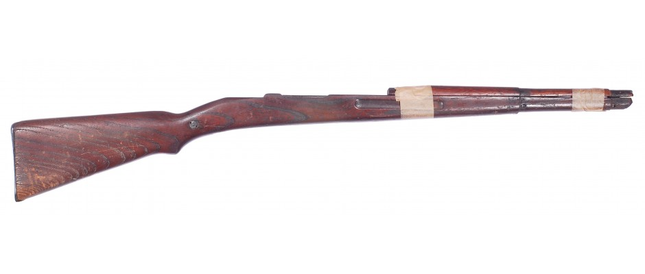 Pažba karabiny Steyr M.95