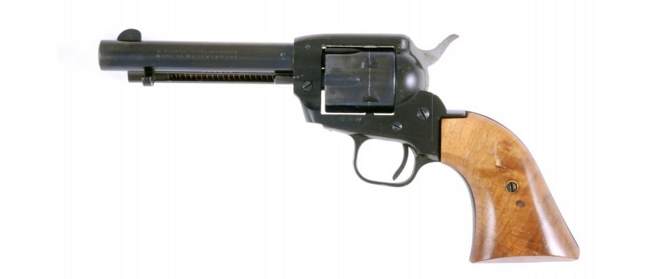 Revolver H. Schmidt Mod. 21 22 LR