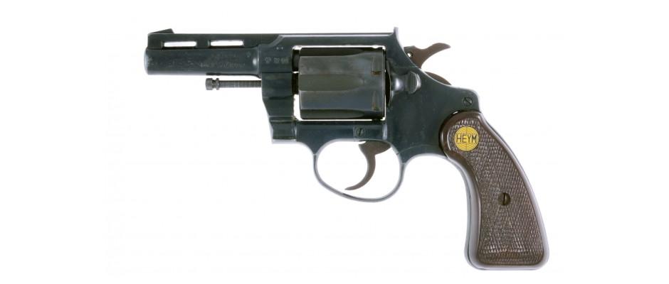 Revolver Heym Detective 22 WMR