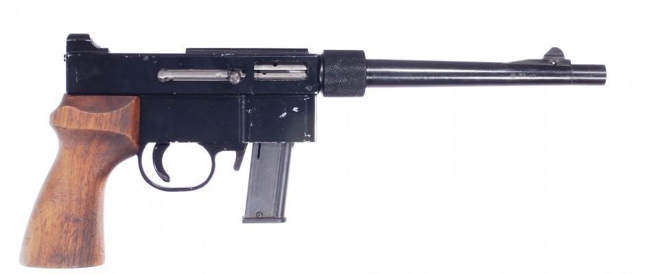Malorážka samonabíjecí JGL Automat 65 22 LR