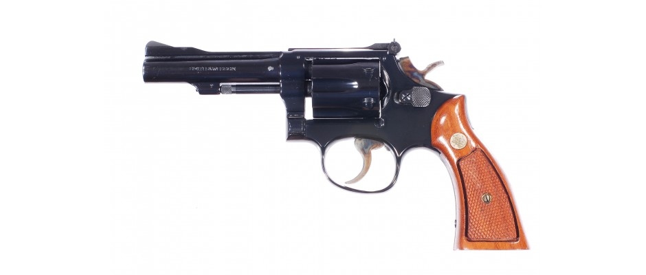 Revolver Smith&Wesson Model 18-3 22 LR