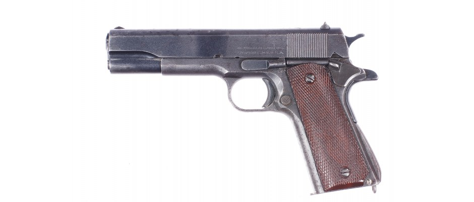 Pistole Remington Rand M1911A1 WWII 45 ACP