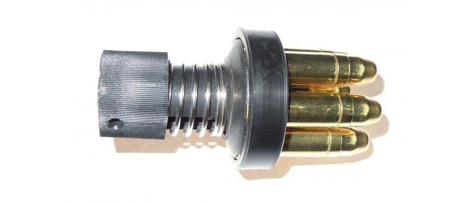Rychlonabíječ revolverů S&W K rám 38 spl. a 357 mag.