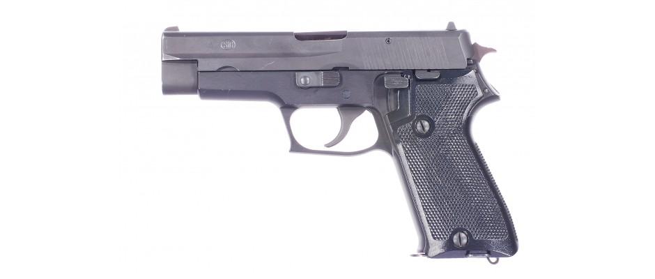 Pistole Sig P 75 9 mm Luger