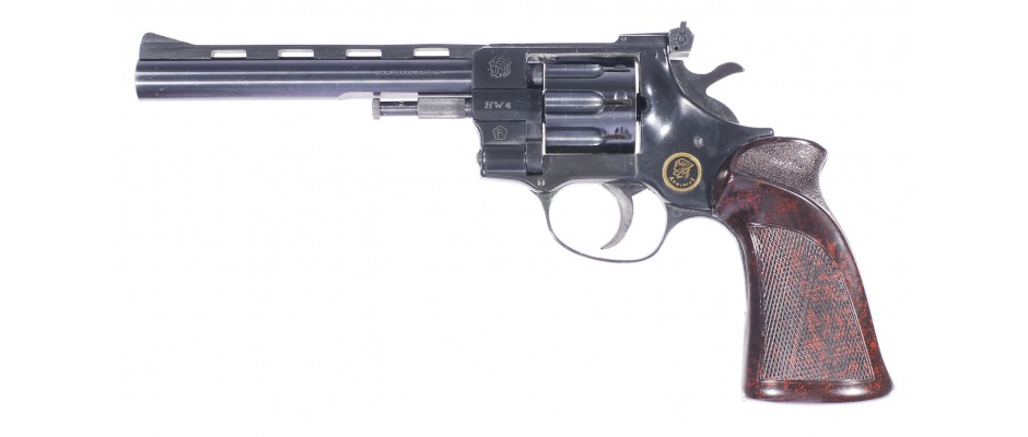 Revolver Arminius HW 4 Kat.D! 4 mm Flobert