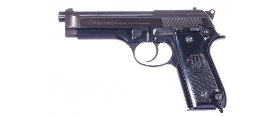 Pistole Beretta 92 9 mm Luger