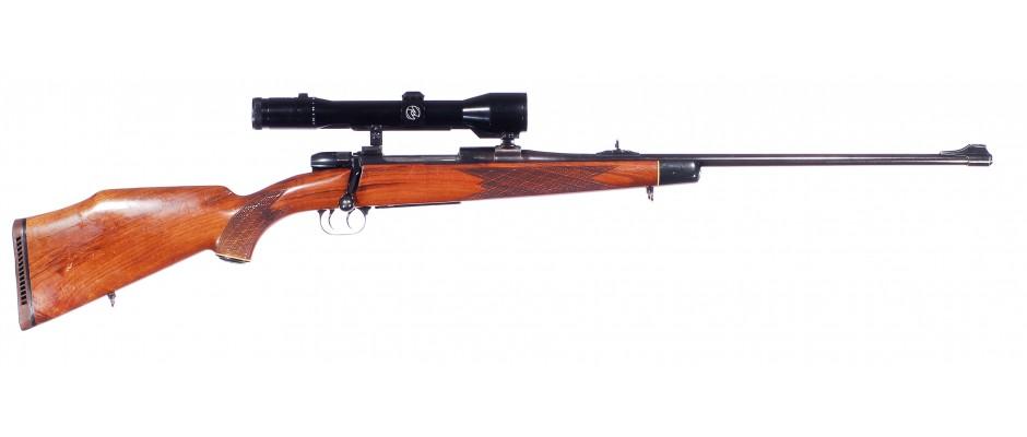 Kulovnice opakovací Mauser model 2000 7x64