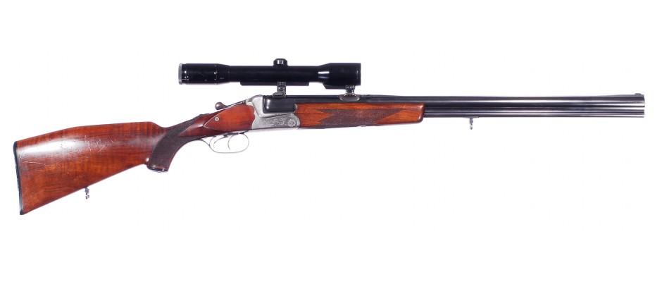 Kulobroková kozlice Sauer&Sohn model BBF 54 7x57 R + 16/70