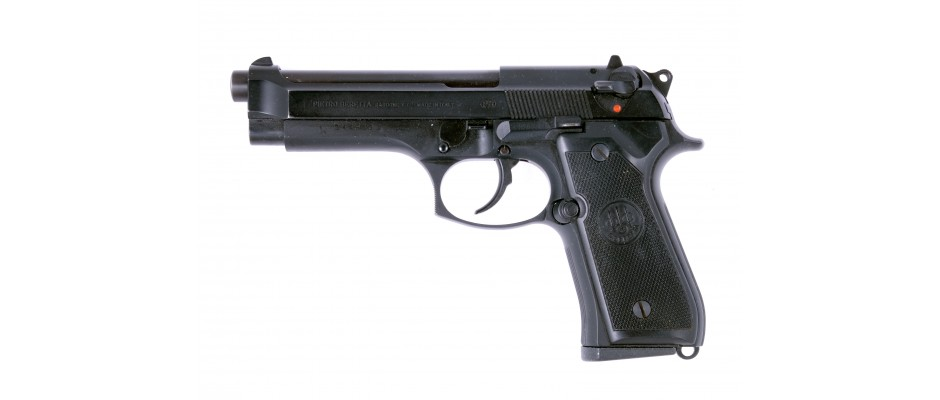 Pistole Beretta 92 F  9 mm Luger