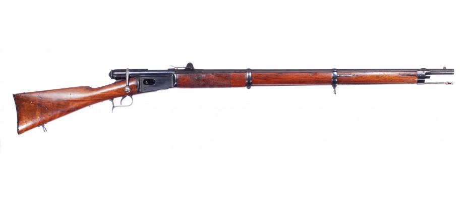 Puška opakovací Vetterli 1869/71 10,4x38 mm