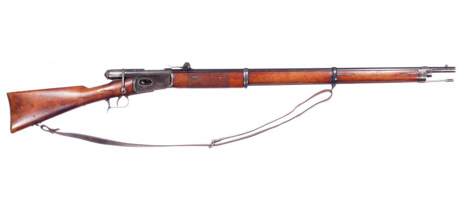 Puška opakovací Vetterli 1869/71 10,4x38 mm Zbraň kat. D!
