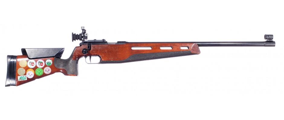 Malorážka jednoranová Anschütz 1807 22 LR