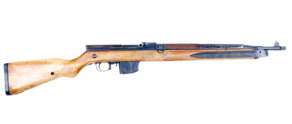 Puška samonabíjecí ČZ vz.52 7,62x45