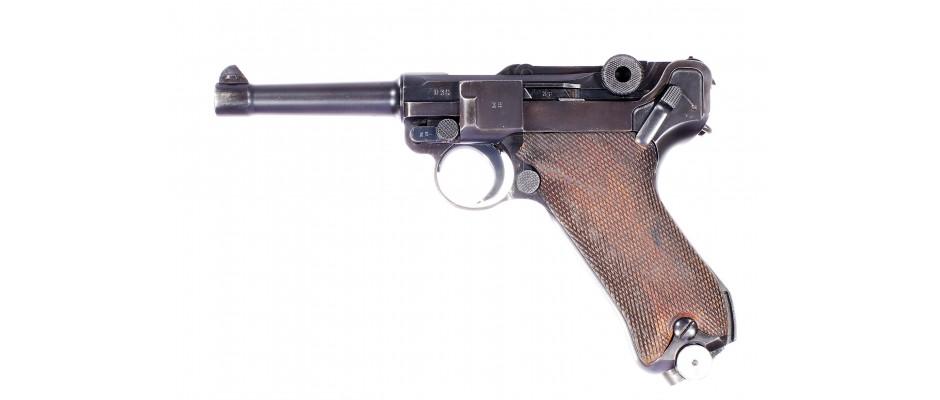 Pistole P.08 Mauser 9 mm Luger